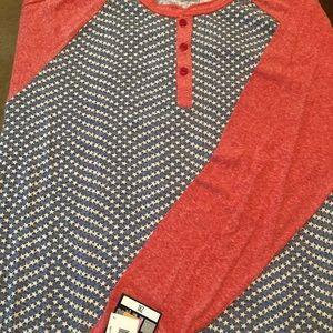 Mark Long Sleeve Shirt